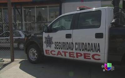 Policías drogándose fueron captados en cámara