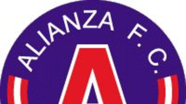 Logo del club Alianza de El Salvador