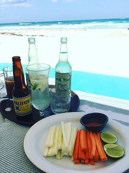 Vacaciones de Karla Martínez 2016