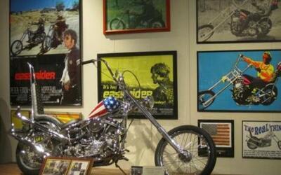 La llamada Captain America Chopper ahora se coloca en la cima de la list...