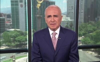 """Pedro Ferriz: """"Sí investigaría otra vez el tema de la """"Casa Blanca"""" de M..."""