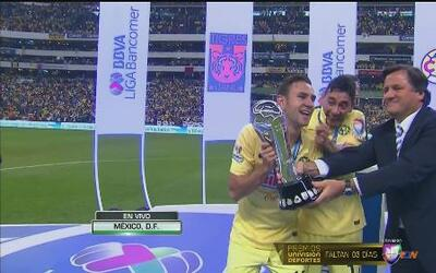 América se coronó campeón en México