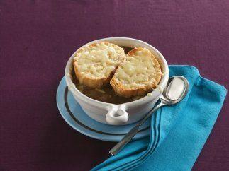 Sopa de Cebolla Gratinada: Una receta sencilla e ideal para una noche fr...