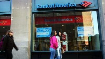 Los números de Bank of America se fueron abajo.