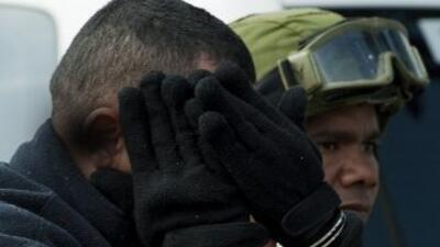 La policía colombiana informó de la captura de 15 personas involucradas...