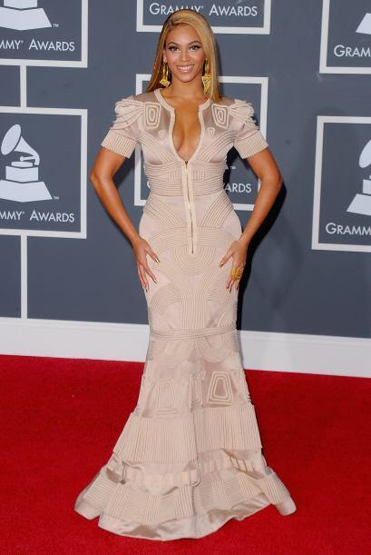 En su colección ya cuenta con 16 Premios Grammy.
