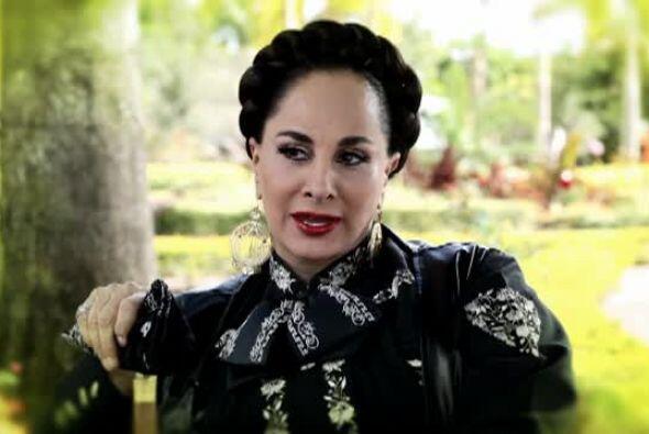 Ella es nuestra última actriz de la lista como villana del pasado...