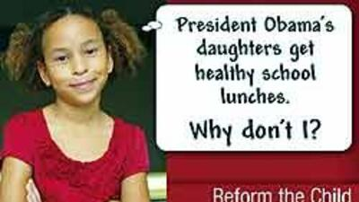 Jasmine Messiah, de 8 años, es vegetariana y todos los días lleva frutas...