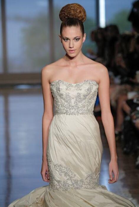 La 'Bridal Collection' de la diseñadora Ines Di Santo es una de las más...