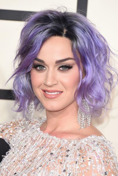 Otra famosa que es una experta en lucir una mirada arrasadora en Katy Pe...