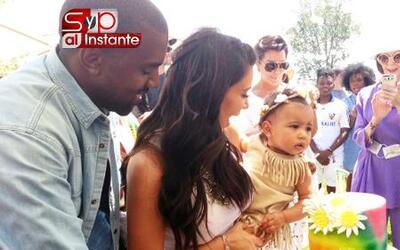 SYP Al Instante: Kim Kardashian celebró por todo lo alto el cumpleaños d...