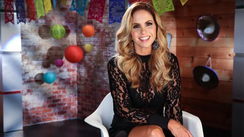 Lucero: 'Estar enamorada es como estar embarazada'