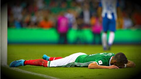 México y Honduras empatan 0-0 y van de la mano al hexagonal