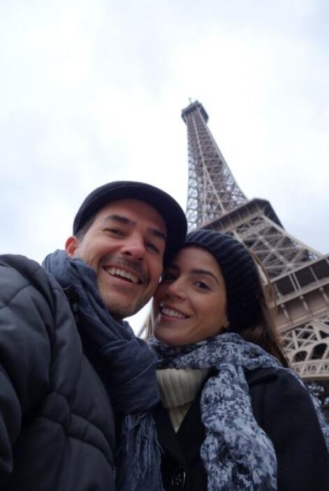 ¿Y qué sería un viaje a París sin una visita a la Torre Eiffel?
