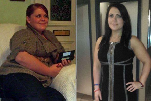 A Melissa Beer le dijeron que tenía sobrepeso y no era apta para...