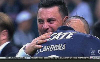 Rayados de Monterrey son los derretidos finalistas de la Liga MX