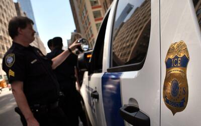 Autoridades federales capturaron a un grupo de inmigrantes indocumentado...