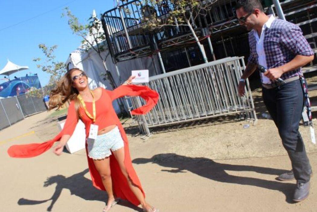 Arte y moda del H2O Music Festival