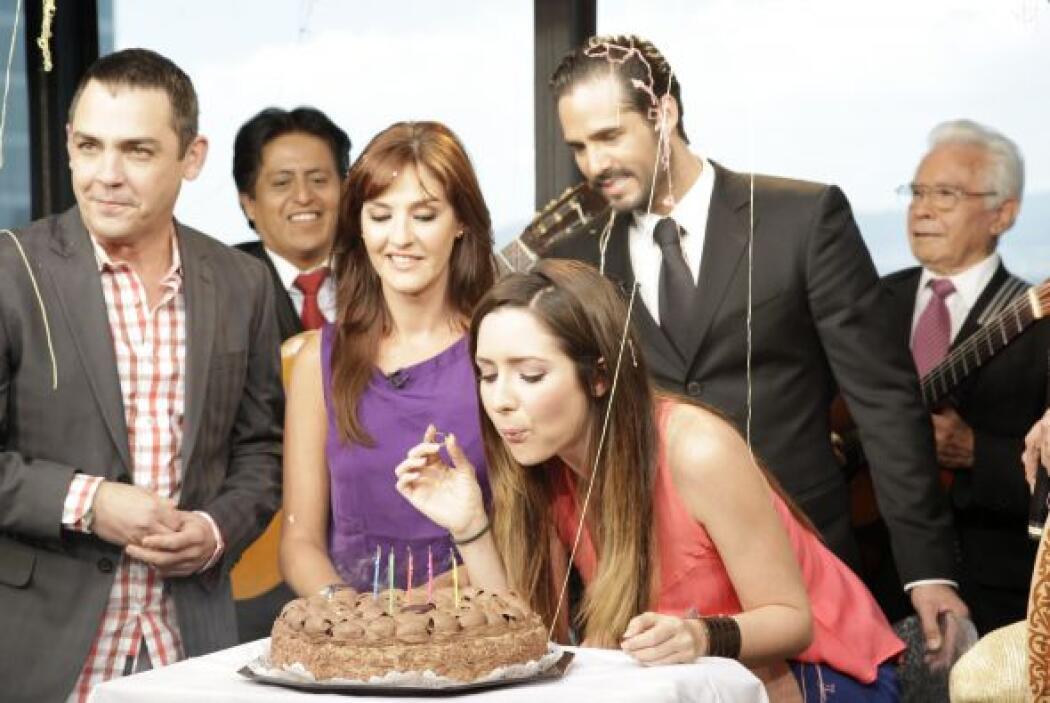 La mujer del vendavalen Univision