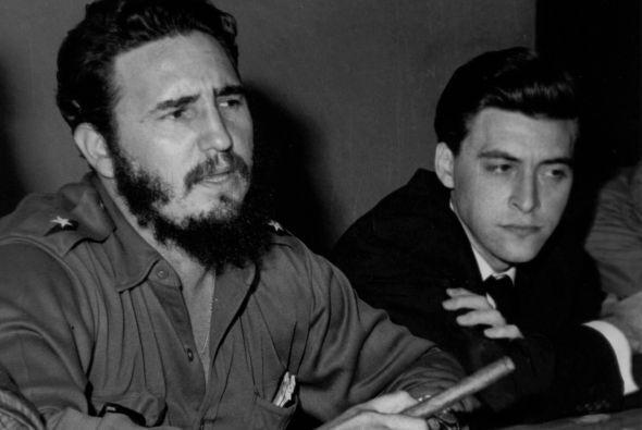 Castro pasó el día entero con Daniel, conversando sobre una enorme canti...