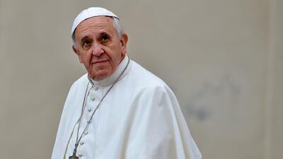 El Papa Francisco pide al presidente de Israel paz