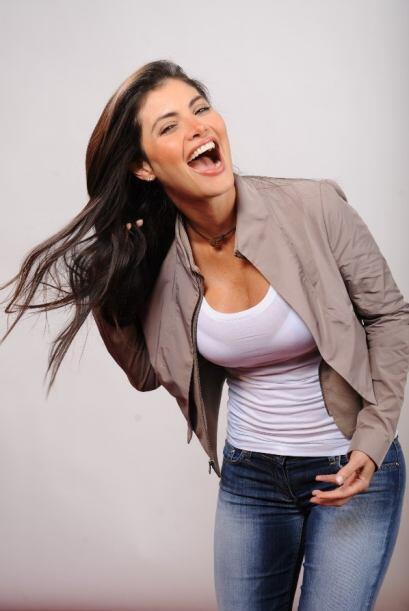 La presentadora de televisión engalanará con su belleza la nueva tempora...
