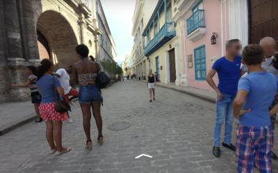 Mapillary La Habana Cuba