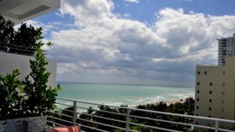 Almuerzo en el Soho Beach Club, Miami Beach