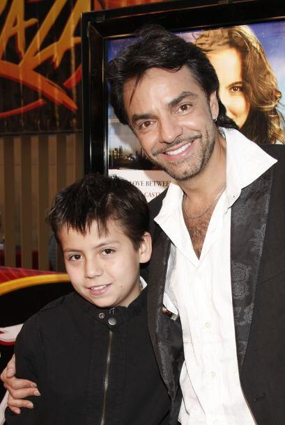 """El pequeño Adrián Alonso fue la gran revelación de """"Under the same moon""""."""