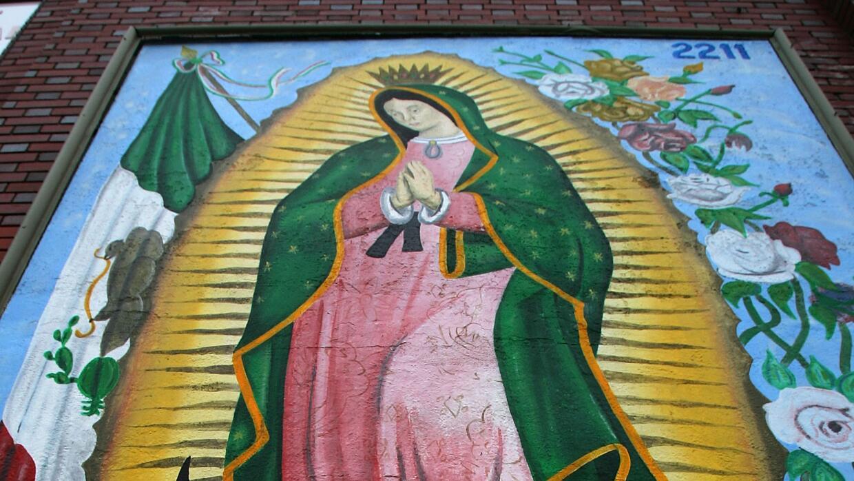 Virgen guadalupe