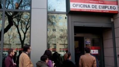 España vivió en junio uno de los mayores aumentos de su desempleo, pasan...