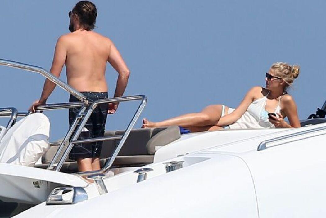 Pero al ver estas imágenes, nos damos cuenta que Tony le hace a Leo DiCa...
