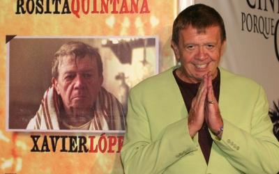 "Xavier López ""Chabelo""."