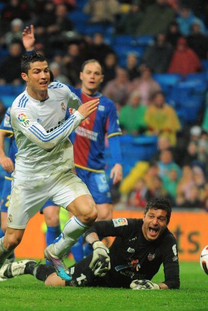 Ni el portugués Cristiano Ronaldo y compañía pudier...