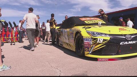 Arrancó la recta final de la temporada de NASCAR