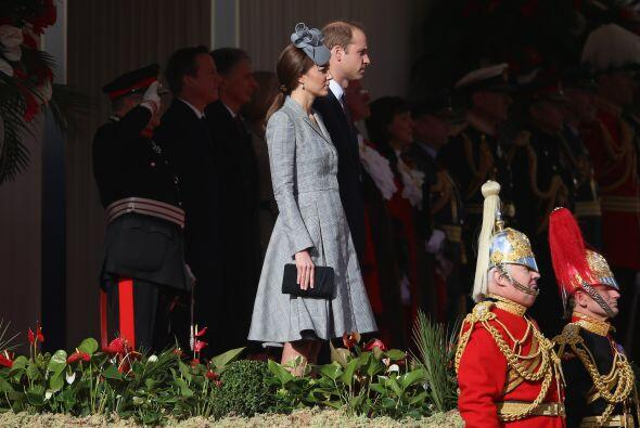Kate sigue tan delgada como siempre.