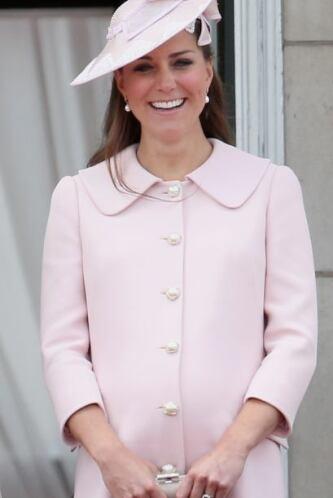 Catherine desde el momento en que se comprometió con el príncipe William...
