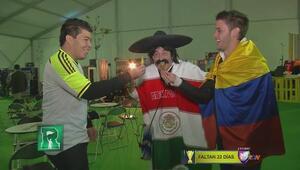 Kevin Arnulfo hace su propia Copa América