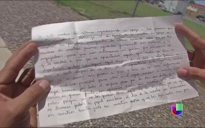 Una carta denuncia los supuestos abusos a madres indocumentadas en centr...