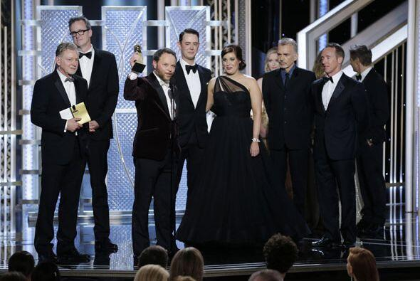 'Fargo' fue nombrada la mejor miniserie o cinta para TV del año.