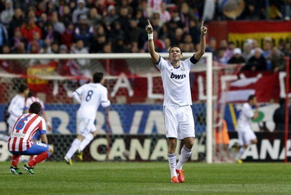 El Madrid extendió a 14 años su racha invicta ante el Atl&...