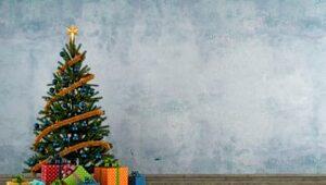 Una preciosa decoración en esta Navidad