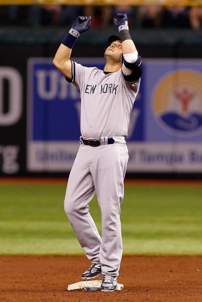 Una carrera más para Yankees, lo que pone a Boston con un pie en...