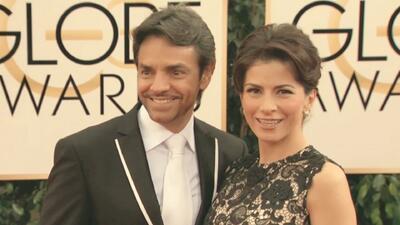 Eugenio Derbez y Alesandra Rosaldo están esperando su primer bebé