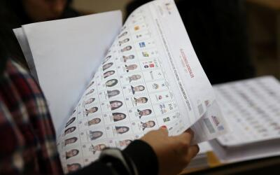 Jornada electoral en Ecuador