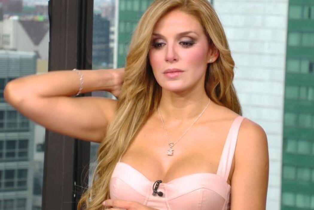 Desde luego, Malillany es una de las actrices consentidas de Raúl de Mol...