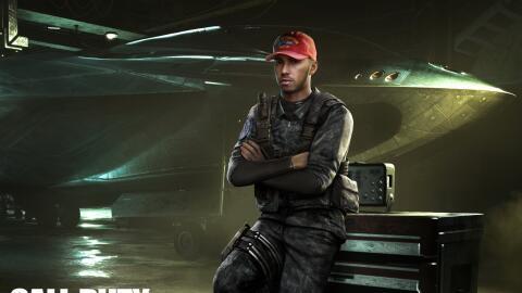 Lewis Hamilton será parte del videojuego que tanto disfruta.