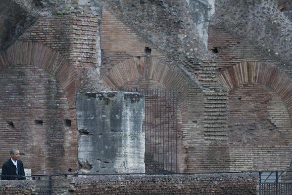 Por su conservación e historia, el Coliseo es uno de los monumentos más...