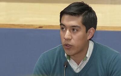 Estudiante mexicano, reclutado por la NASA para estudiar Marte