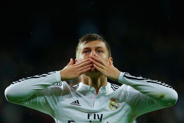 Kroos dejó al Bayern para fichar por el Madrid donde ha tenido una adapt...